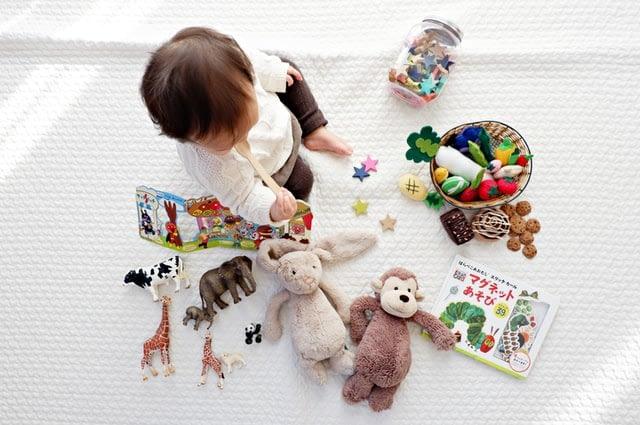 Cele mai bune jucării (copii 0-5+ ani)